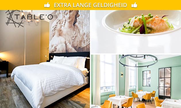 Overnachting + ontbijt voor 2 in Belgisch Limburg