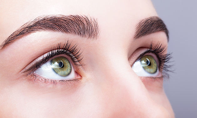 Browlift of wimperlift