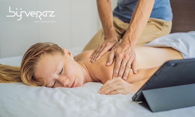 Online massagecursus voor 2 personen