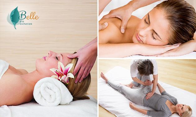 Massage naar keuze (75 min)