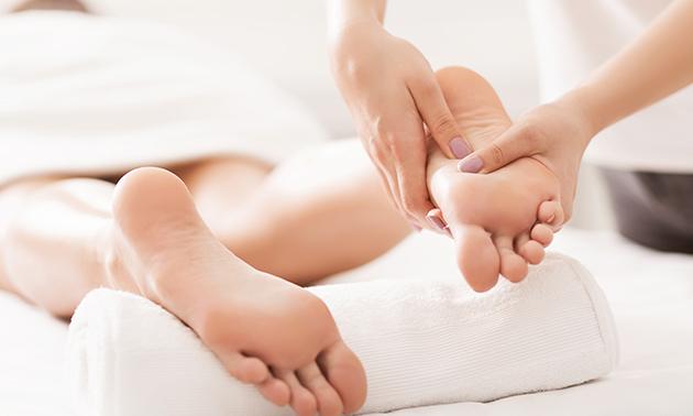 Voetreflexmassage (60 minuten)
