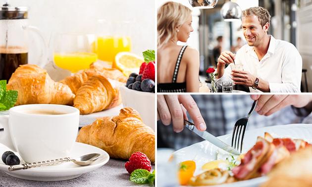 Luxe ontbijt + bubbels à volonté bij Boardhouse