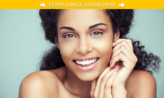 BB Glow-gezichtsbehandeling (60 min)