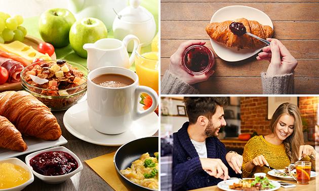 Luxe ontbijt bij Brasserie De Markt