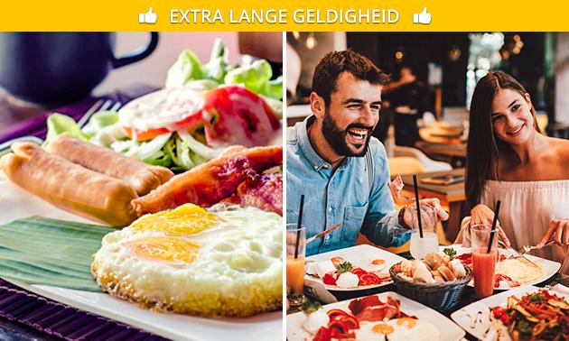 Smoothie/milkshake of ontbijt in hartje Brussel