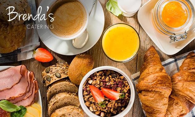 Thuisbezorgd of afhalen: moederdag-ontbijt + bloem