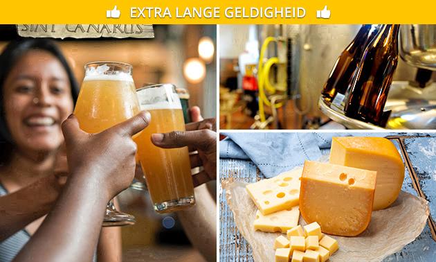 Bezoek aan brouwerij Sint Canarus + 2x speciaalbier