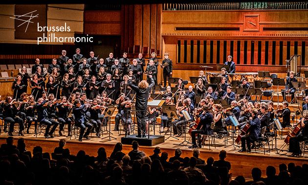 Klassiek concert van het Brussels Philharmonic
