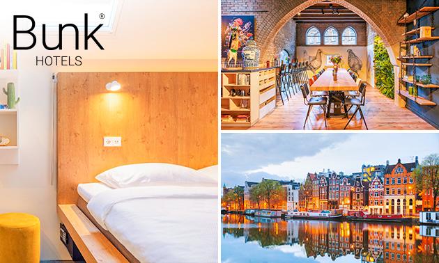 BUNK Hotel Amsterdam