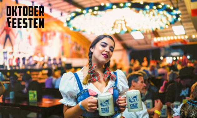 Ticket voor het Wieze Oktoberfest