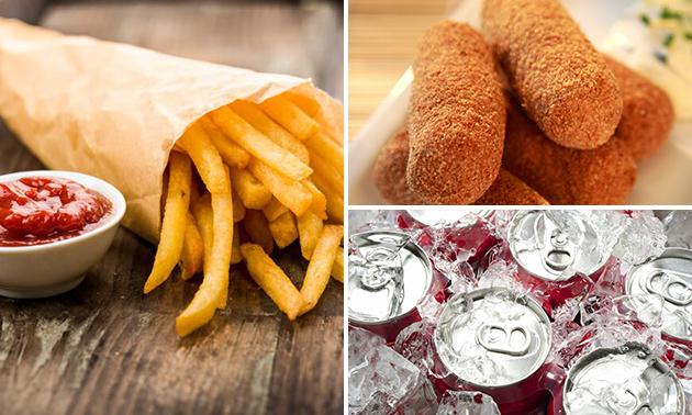 Afhalen in hartje Oss: snackpakket voor 1, 2 of 4 personen