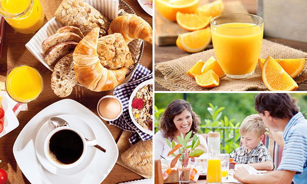 Luxe ontbijt + aperitief bij Calimero