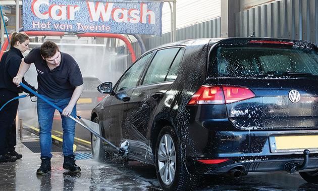 Wasbeurt van je auto