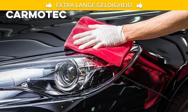 Interieurreiniging van je auto
