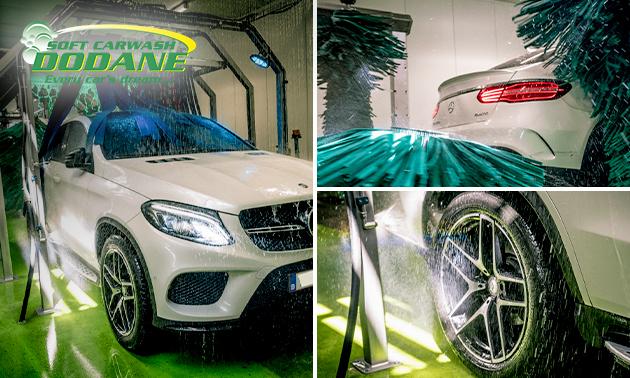 Programme de lavage auto