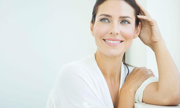 Huidverjongende gezichtsbehandeling (75 min)