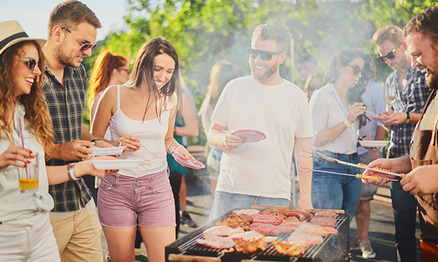 Thuisbezorgd: barbecuepakket naar keuze