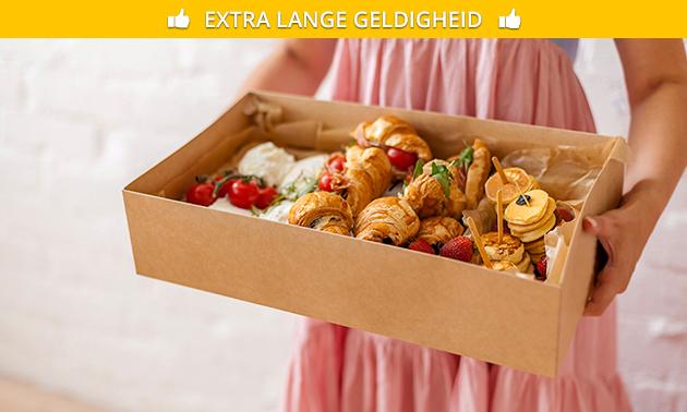 Afhalen: ontbijt- of lunchbox