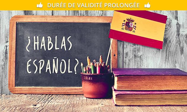 Cours d'espagnol en ligne