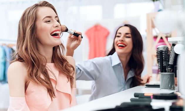 Workshop make-up (1,5 uur)