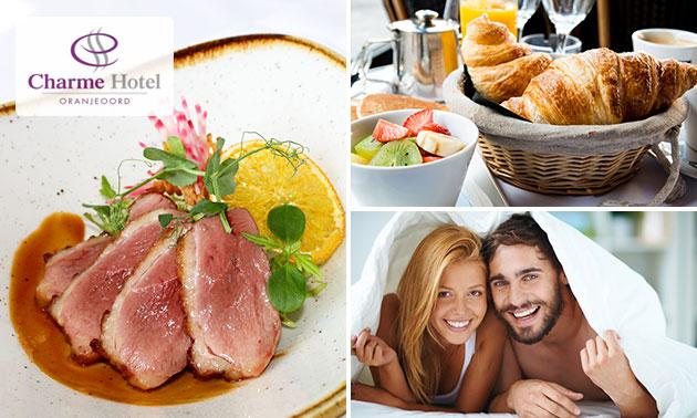 Overnachting(en) + ontbijt voor 2 op de Veluwe