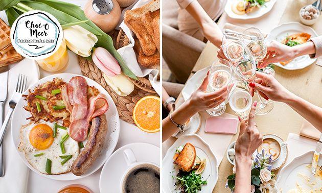 Ontbijt naar keuze bij Choc'O Meer