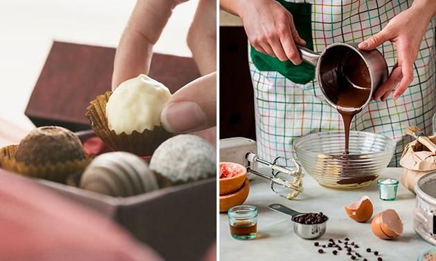 Workshop chocolade maken (3 uur)