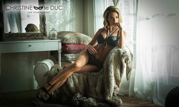 Waardebon voor de webshop van Christine le Duc