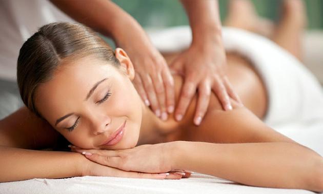 Massage naar keuze (60 of 75 min)