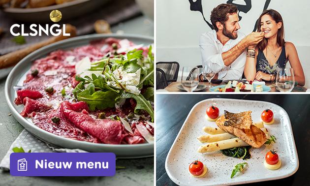 Thuisbezorgd of afhalen: shared dining (11 gerechtjes!)