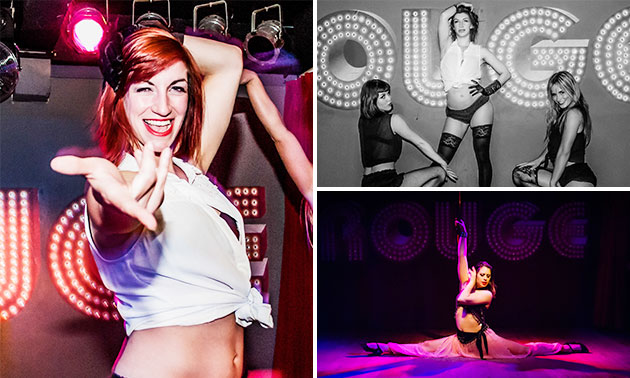 Sexy burlesque-show in hartje Eindhoven