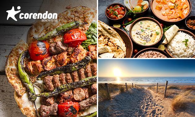 All-You-Can-Eat & Drink (2 uur) lunch bij Corendon Zandvoort