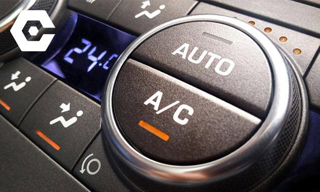 Airco-onderhoudsbeurt inclusief vulling + reiniging
