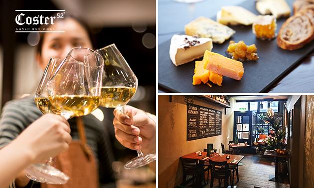 High wine in hartje Haarlem