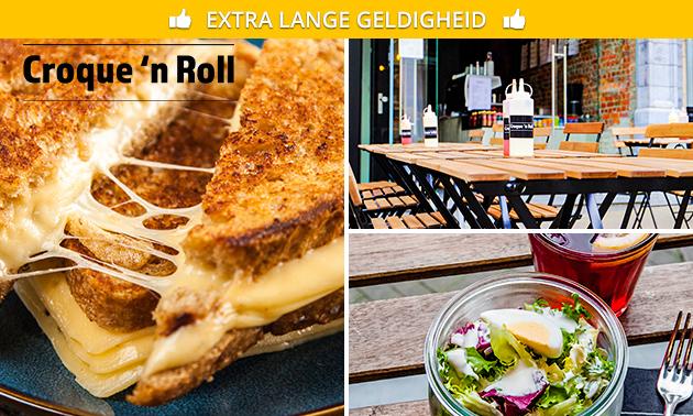 Luxe ontbijt + koffie/thee + sap in hartje Leuven