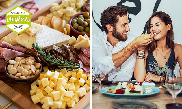 Thuisbezorgd: tapasschotel voor 6 personen van Culinair Vleghels