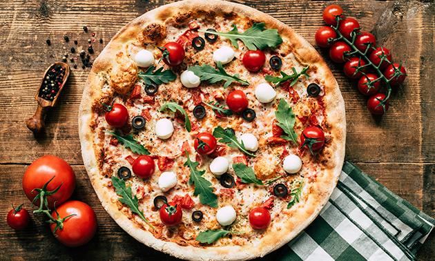 À emporter : une pizza au choix chez Da Claudio