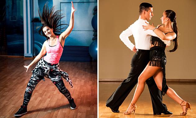 Lessen zumba of beginnerscursus stijldansen