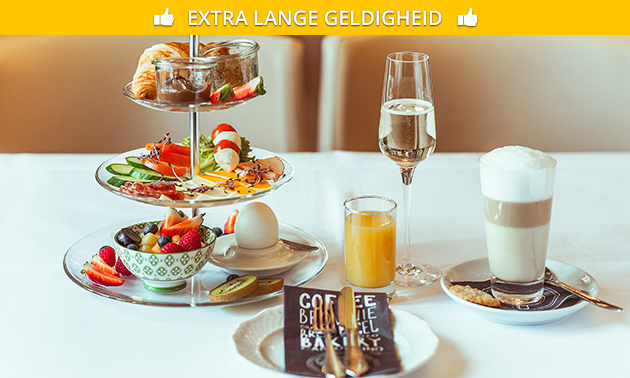 Ontbijt naar keuze bij De Beurze in hartje Brugge