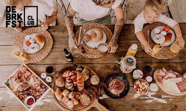 Thuisbezorgd of afhalen: ontbijt van De Breakfastclub