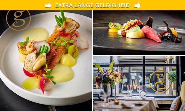 Gastronomisch 3- of 4-gangendiner bij De Godevaart
