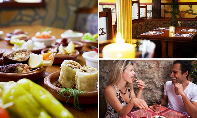 All-You-Can-Eat & Drink (2,5 uur) bij De Griekse Keuken