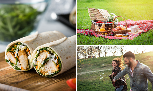Wandel- of fietsarrangement + picknick op de Veluwe