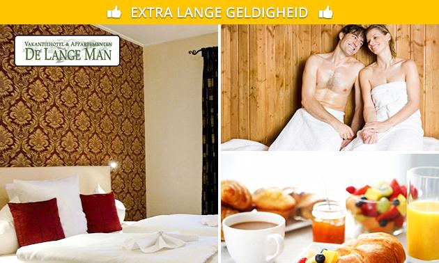 Overnachting(en) + ontbijt + wellness voor 2 in de Eifel