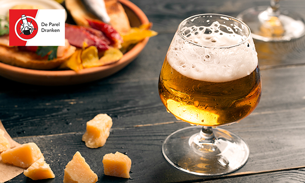 Afhalen: bierproeverij