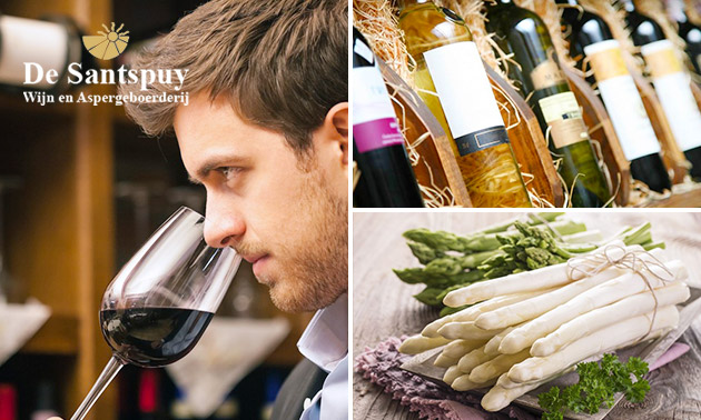Afhalen: diner + wijn voor 2 om thuis te bereiden