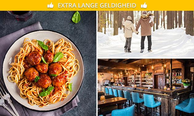 Wandelarrangement + diner bij De Wedelse Molen