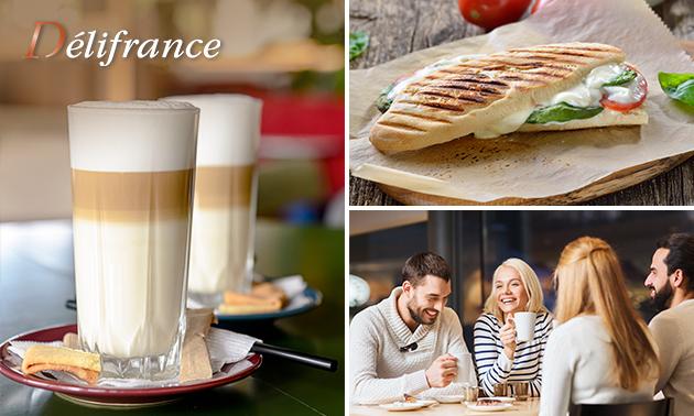 Cheddartwist of Franse tosti met drankje in hartje Alkmaar