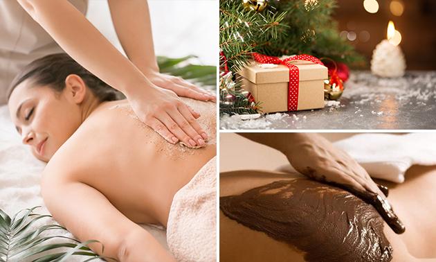 Lichaamsbehandeling (120 min) + gratis geschenk