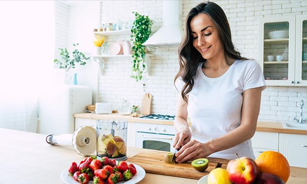 Speciaal op jou afgestemd online voedingsplan van 2 weken